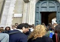 Mons. Castellani: messaggio al mondo della scuola