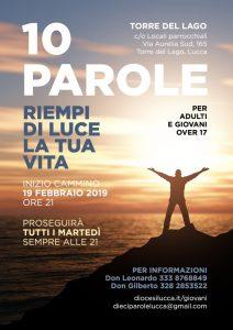 Dieci Parole @ Torre del Lago | Torre del Lago Puccini | Toscana | Italia