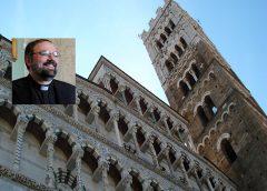 Il 12 maggio l'arcivescovo Paolo Giulietti farà ingresso a Lucca