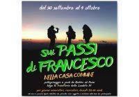 Settembre e ottobre: sui passi di Francesco