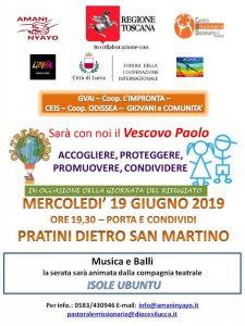 Oltremondo 2019 @ Pratini dietro Cattedrale | Lucca | Toscana | Italia