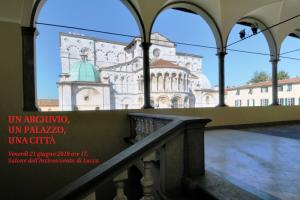 Appuntamento con l'Archivio Storico Diocesano @ Palazzo Arcivescovile | Lucca | Toscana | Italia
