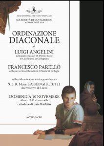 Ordinazione diaconale @ Cattedrale Lucca
