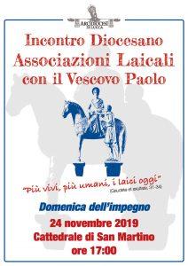Incontro associazioni laicali in cattedrale @ Cattedrale Lucca