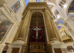 Il Volto Santo di Lucca: opera  dell'alto medioevo